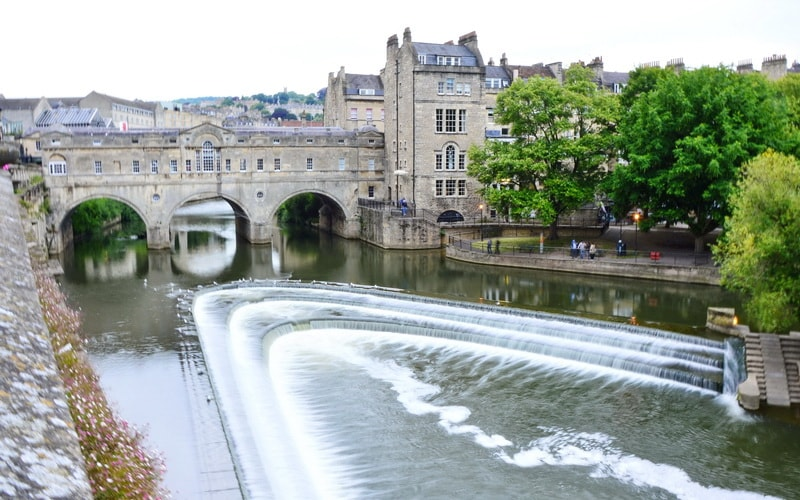 Heritage Of The Roman Empire In Bath