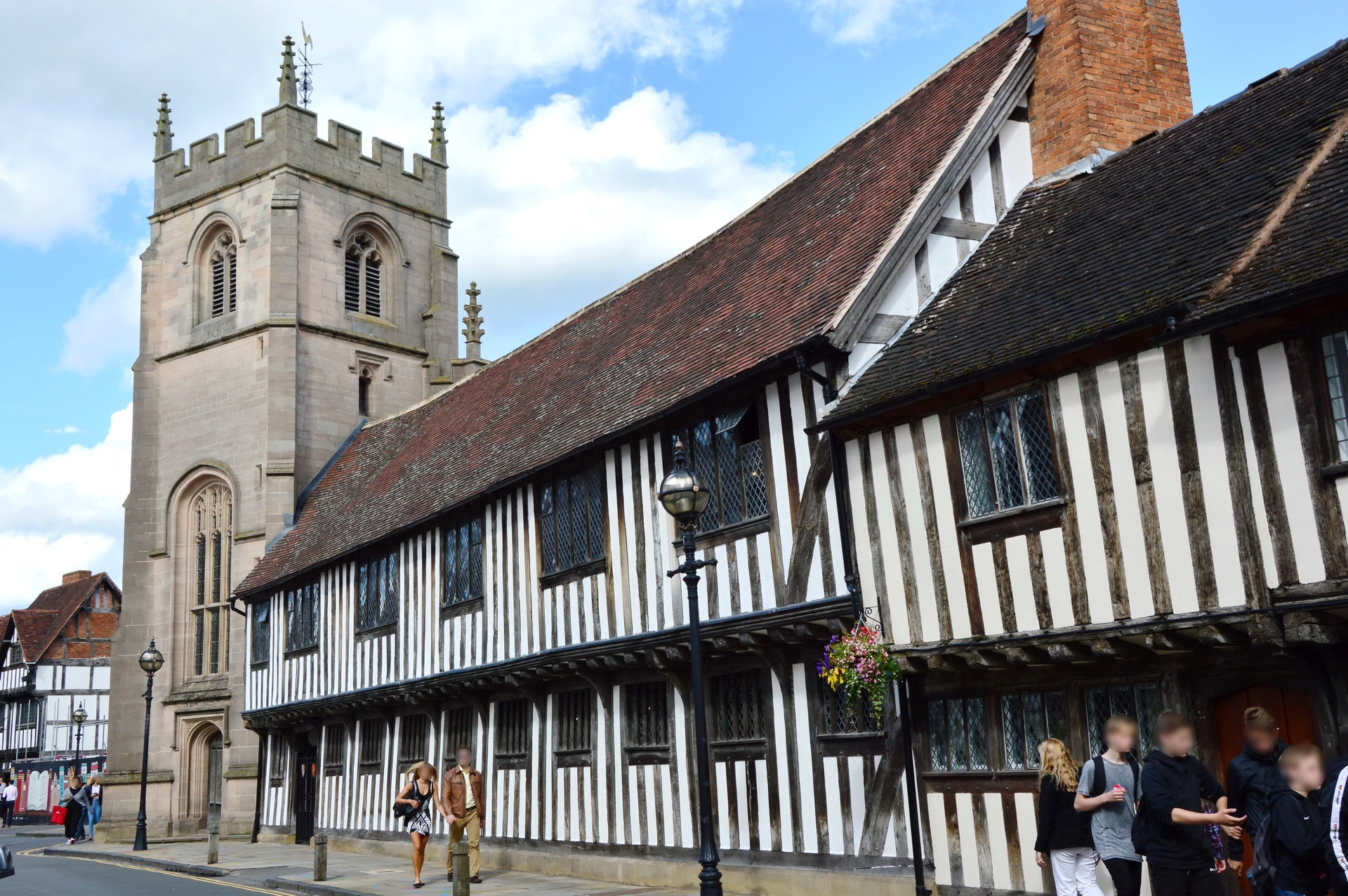 Shakespeare is believed to have attended this grammar school