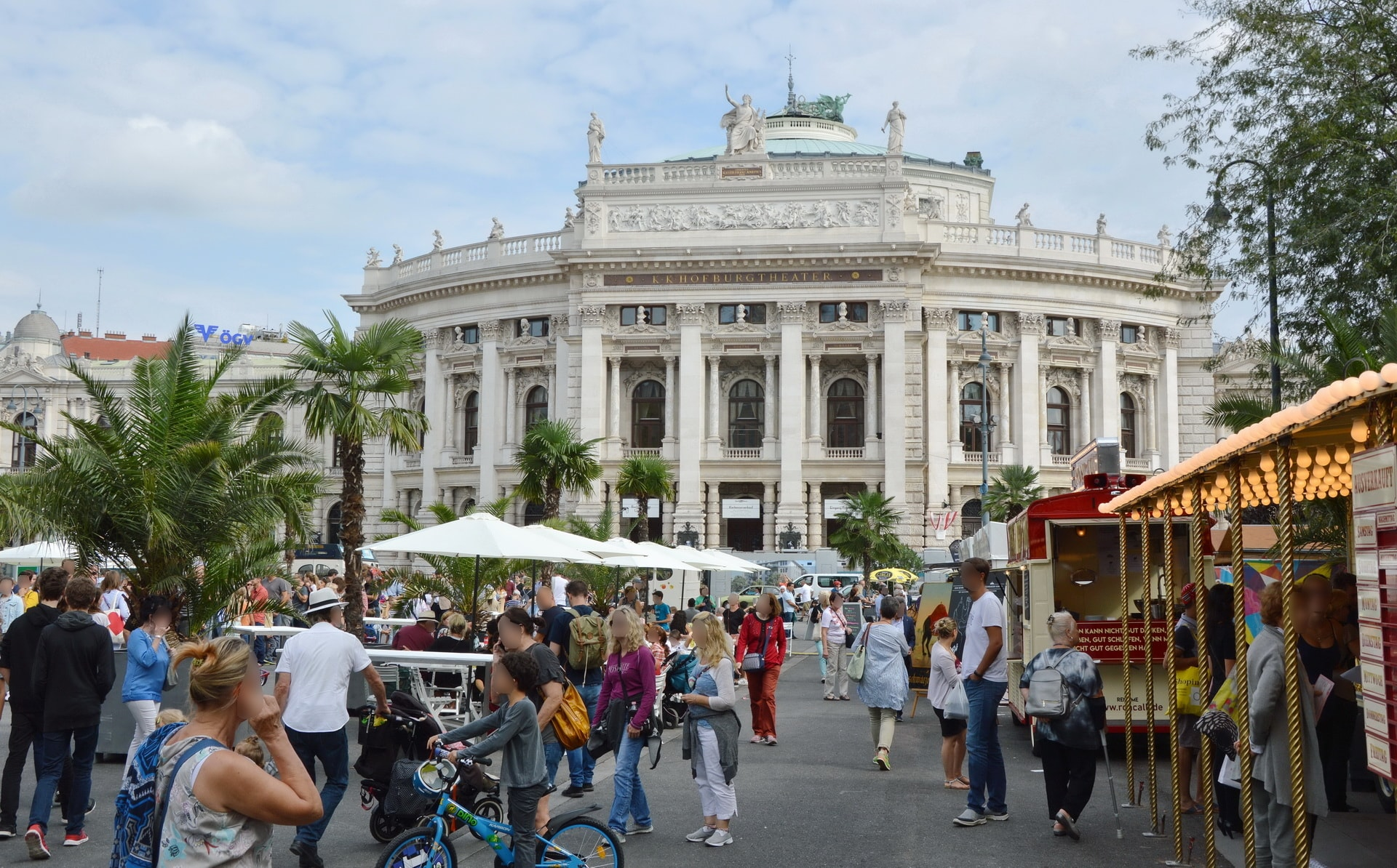Burgtheater is the National Theatre of Austria