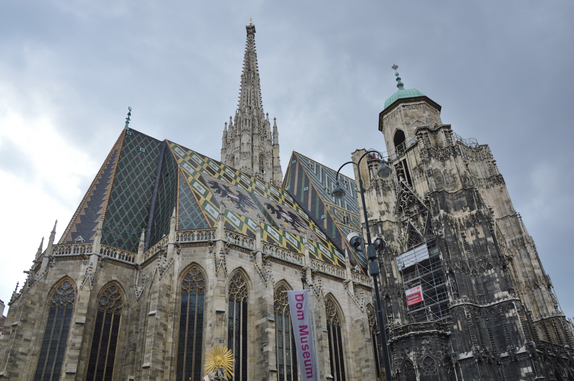 St. Stephen's Cathedral at Stephansplatz